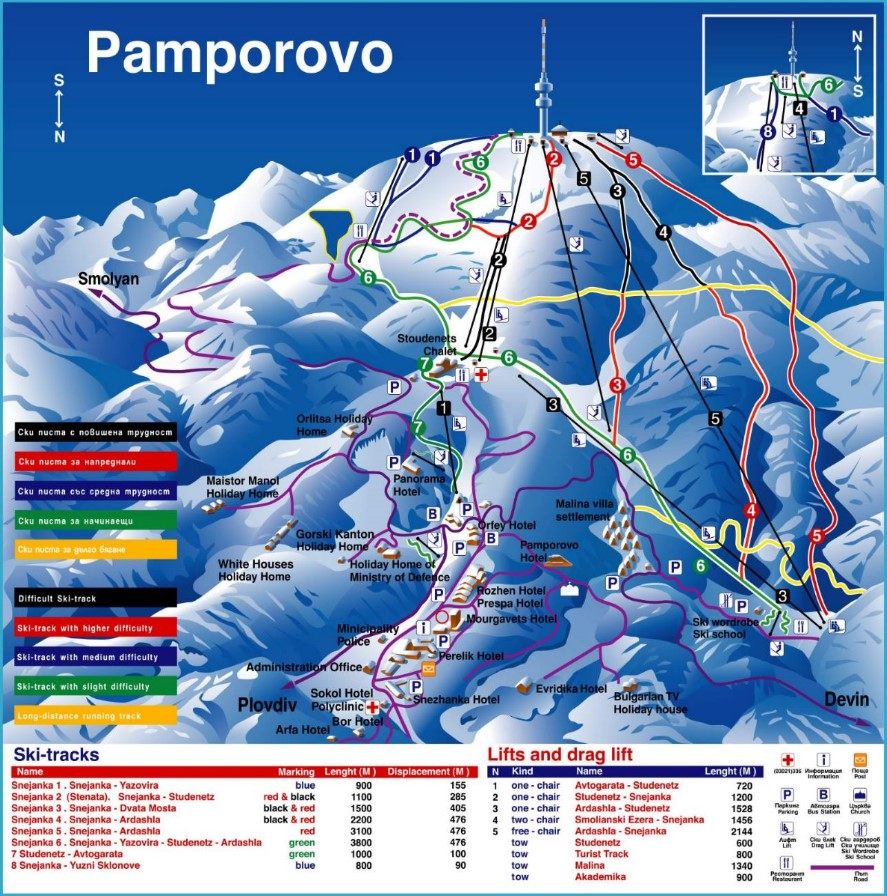 Rezultat slika za pamporovo map