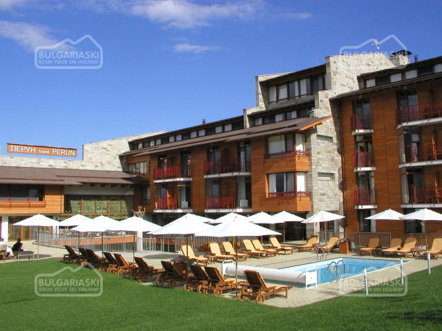 Hotel Perun & Platinum Casino Bansko1