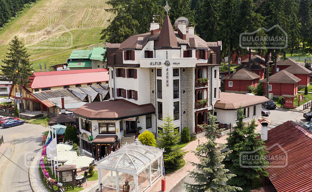 Early booking deals in Alpin Hotel