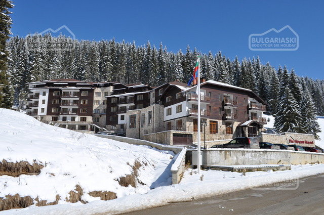 Get free overnights in Pamporovo - 7=5, 7=6!