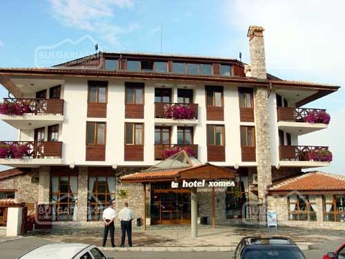 Glazne Hotel2