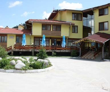 Rimska Banya Thermo SPA Hotel1