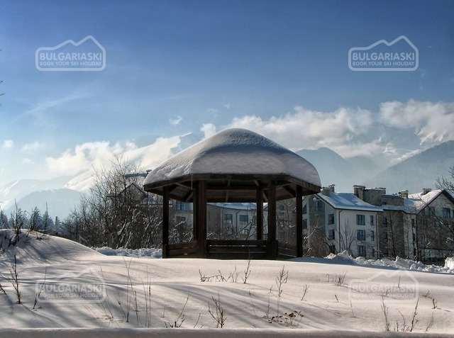 Green life ski & spa resort Bansko4