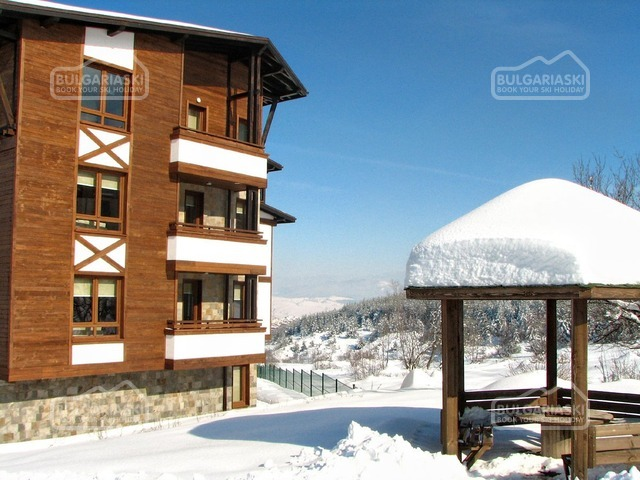 Green life ski & spa resort Bansko5
