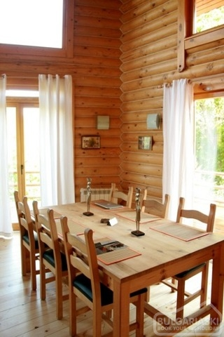 The Green Pine Chalet12