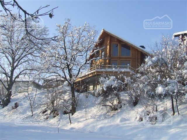 The Green Pine Chalet21