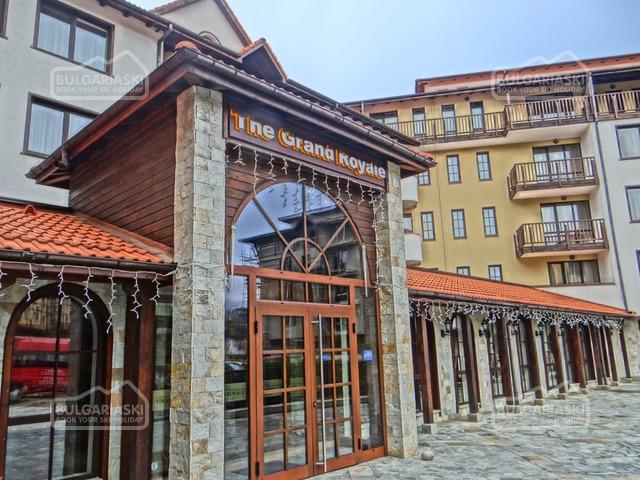 Grand Royale Apartment Complex & Spa1