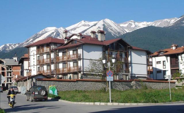 Dumanov Hotel1