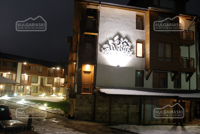 Adeona Ski & Spa Aparthotel4