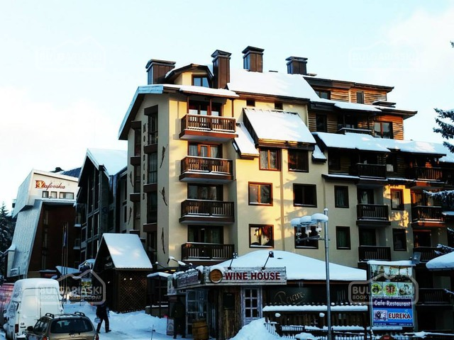 Mountain Lodge apart-hotel17