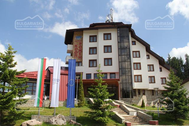 Coop Rozhen hotel1