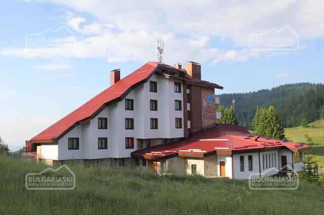 Coop Rozhen hotel16