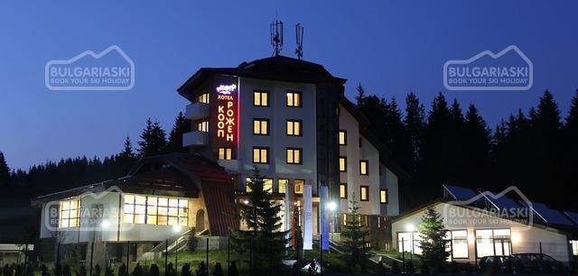 Coop Rozhen hotel17
