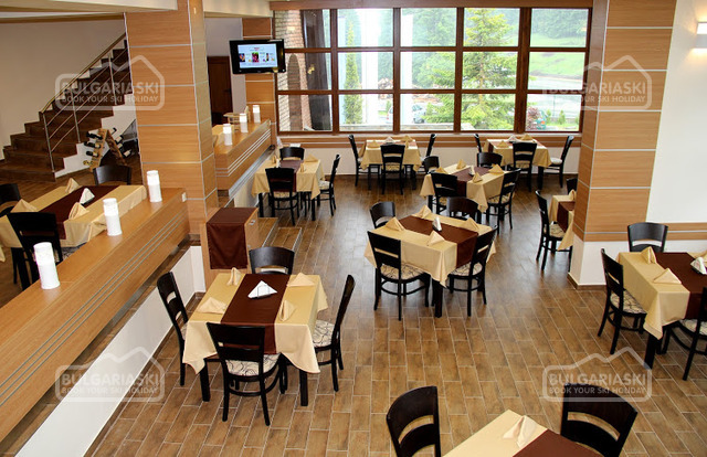 Coop Rozhen hotel10