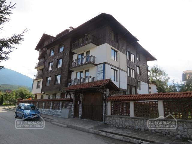 Mountain Romance Apartments & Spa23