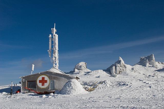 Snow forecast for bulgaria