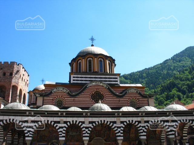 The Rila Monastery1
