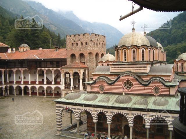 The Rila Monastery2