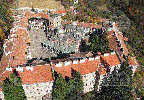 The Rila Monastery3