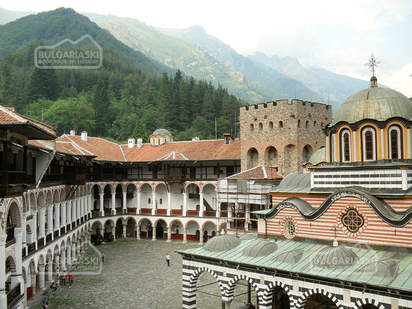 The Rila Monastery4