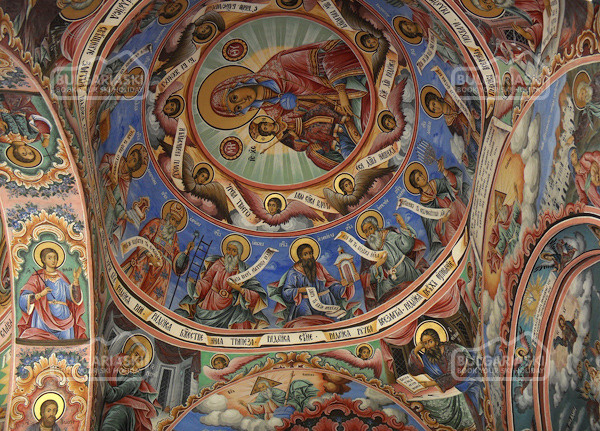 The Rila Monastery5