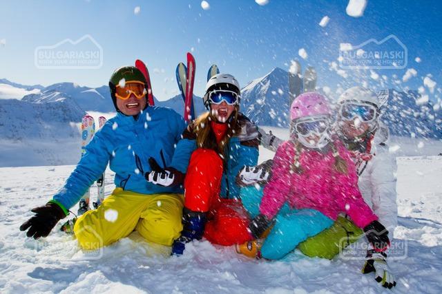 Family Ski Vacation In Bulgaria S Top Ski Resorts