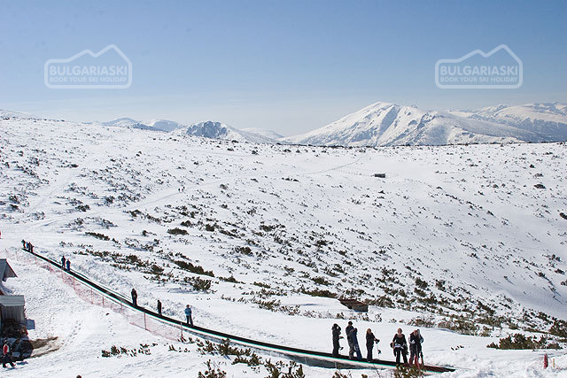 Ski Runs In Borovets All Borovets Ski Slopes Information