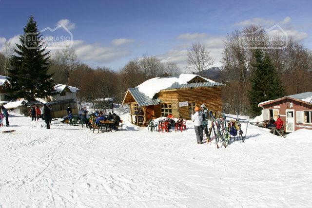 Ski And Golf Complex Near Razlog In Kulinoto Site South Western