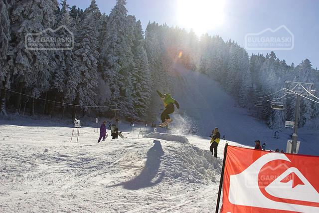 Borovets Lifts Ski Centre Borovets In Bulgaria Borovetz